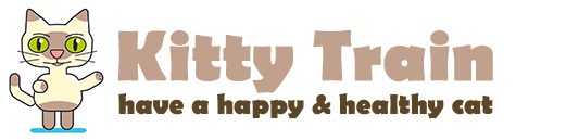 Logo for Kitty Train the Cat Training Website